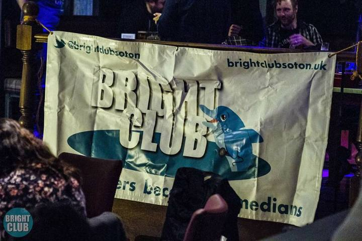 Can scientists actually be stand up comedians? – Bright Club Southampton#9