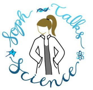soph talks science logo circle