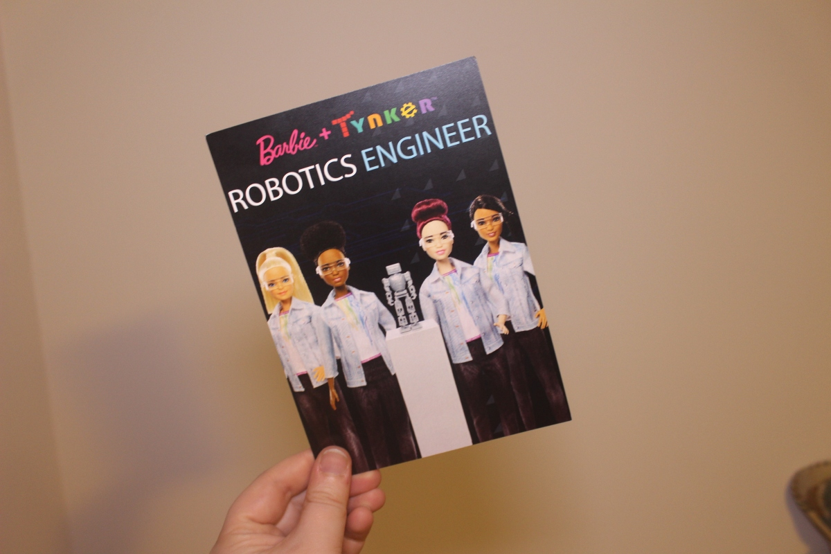 Inspiring future women in STEM: Barbie & Tynker's #YouCanBeAnything campaign