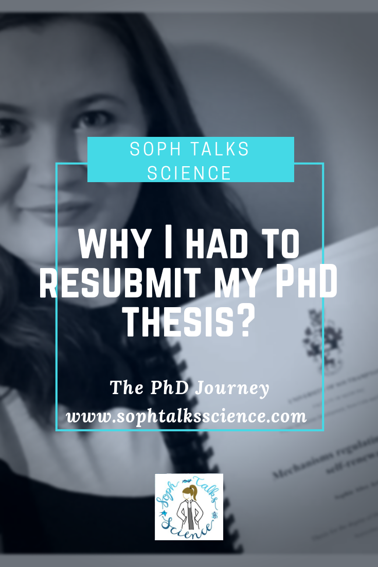 Resubmitting phd thesis help with my professional academic essay online