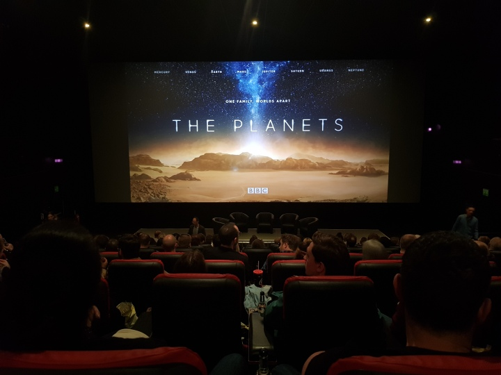 A Day Trip to Mars and back – BBC The Planets Screening