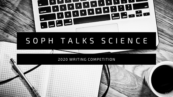 It's competition time on Soph talks science!